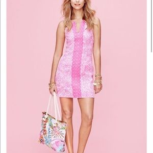 Lilly for Target | Pink dress